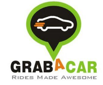 Grab A Car Logo