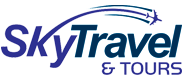 SKY Travel & Tours Logo