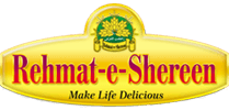 Rehmat-e-Shereen Sweets - Jinnah Airport Domestic Departure Lounge - Airport Area Branch Logo