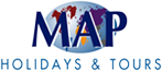 MAP Holidays & Tours